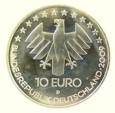 147 - 10 EUROS ALLEMAGNE 2009 - 100° anniversaire du 1er show aérien - argent