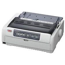 Oki Microline 620 Dot Matrix Printer - Monochrome 9-pin - 700 Cps (62433801)