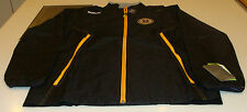 Boston Bruins NHL Hockey Reebok Center Ice Rink Jacket Full Zip Medium Light