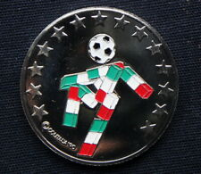 New Listing1990 Italy rare Proof medal soccer football Fifa World Cup