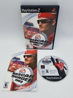 NASCAR Thunder 2003 (Sony PlayStation 2, 2002) PS2 Complete CIB Tested