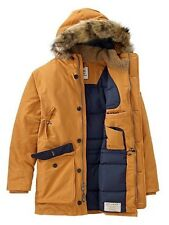 $350 NWT TIMBERLAND MEN'S SCAR RIDGE WATERPROOF PARKA Jacket Coat. SZ:L