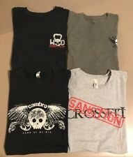 Mens Crossfit Weightlifting Related T Shirts Medium Lifeasrx Not Rogue Lot#5