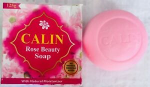 CALIN Rose Beauty Soap with High Quality with Natural Moisturizer