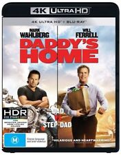 Daddy's Home (Blu-ray, 2018, 2-Disc Set)