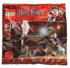 LEGO® 30110 Harry Potter Kings Kross Trolley mit Harry und Eule Hedwig