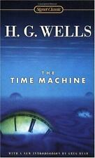 The Time Machine (Signet Classics) by Wells, H.G., Good Book