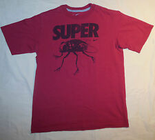 Nike Super Fly Basketball T Shirt Bug Wearing Sneakers M 10-12 Youth - XS Mens