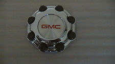"GMC Sierra Yukon XL 8 Lug 2500 NEW Chrome Center Caps 16"" 5079 1 SINGLE"