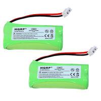 2-Pack HQRP Batterie pour Motorola L402, L402C, L403, L403C, L404, L404C