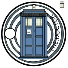 Pathtag  22983  -  Tardis   Dr. Who  -geocaching/geocoin/Extagz  *Retired*