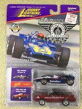 1996 Johnny Lightning 1992 AL UNSER JR Indy & Pace Car 1/64 Diecast Series 1
