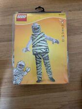 Lego Dress Up Fancy Dress Halloween Mummy Outfit Medium 7-8Yrs Brand New Free P&