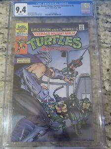 Teenage Mutant Ninja Turtles Adventures #2 🔥 CPV Archie TMNT 🔥 CGC 9.4 L@@K!