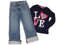 TOM TAILOR Jeans Vintage und Langarm-Shirt - 122