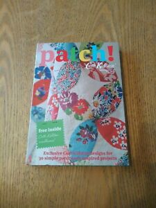 Patch!, Cath Kidston, 30 Patchwork Projects Book, Inc Templates & Needlecase