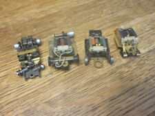 H.O. scale Slot Car Motor chassis parts 4 of them Various brands incomplete L@@K