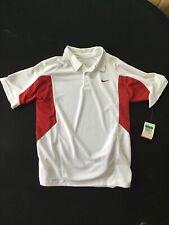 Tennis Shirt Nike Size Boy's XL White / Red