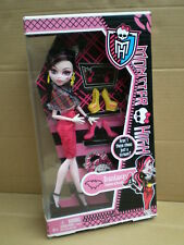 Monster High I Love Shoes Draculaura y accesorios 2013 Mattel Nuevo Y En Caja