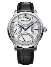 MAURICE LACROIX MP6578-SS001-131-1 MASTERPIECE DOUBLE RETROGRADE