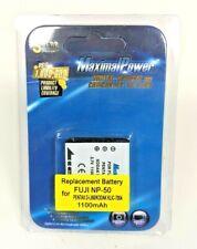 Maximal Power - Fuji NP-50 Digital Camera/Camcorder Replacement Battery