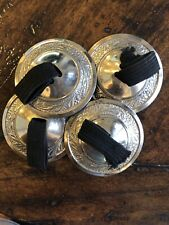Bellydance Zills 2 Full Sets of Finger Cymbals 4 Pieces Belly Dance