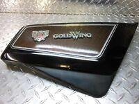 84-87 Honda Goldwing GL1200 GL 1200 Right Side Frame Cover Panel Black Cherry