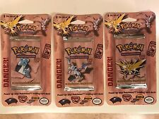 Pokemon Fossil Blister Carded Booster Pack..One Pack