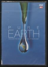 NEUF DVD PURE EARTH DISCOVER THE SIGHTS & SOUNDS OF YOUR PLANET SON DELA PLANETE