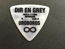 New Guitar Pick DIR EN GREY ESP PA-DT08-UROBOROS UROBOROS WHITE from Japan