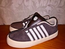 k SWISS K-SWISS Classic Brown Leather Infant Toddlers Shoes Size 10
