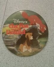 Disney's Vintage the Fox and the Hound pin badge
