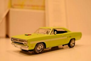 MATCHBOX 1970 PLYMOUTH GTX, MUSCLE CAR COLLECTION, DIECAST, ORIG. BOX, VGC