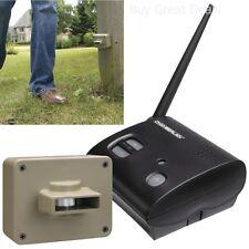 Wireless Motion Alert Sensor Security System Alarm Outdoor Detector Driveway NEW