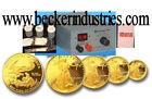 24k Gold/Chrome/silver/Rhodium Plating Machine, with 4oz 24K Gold Solution