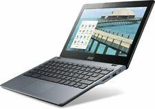 "New listing Acer Chromebook C720-2844 11.6"" 2955u 1.4Ghz 4Gb Ram 16Gb Ssd Chrome Os"