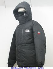 THE NORTH FACE SUMMIT SERIES HIMALAYAN 800 FILL GOOSE DOWN PARKA BLACK M puffer