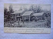 Moodna NY General Lafayette House Revolutionary War Cornwall 1904 Postcard
