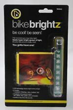 2-PACK Bike Brightz YELLOW AVAILABLE IN RED, BLUE, GREEN & YELLOW U.S. SELLER