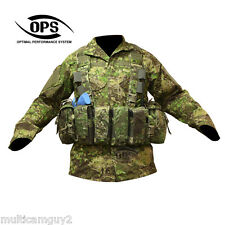O.P.S/UR-TACTICAL Enhanced Combat Chest Rig in PENCOTT-GREENZONE