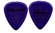 Sammy Hagar Guitar Pick : 2002 Tour Victor Johnson Butterman purple Van Halen