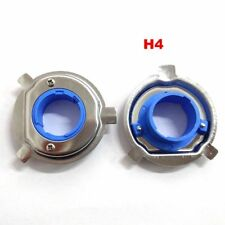 4X H4 LED Bulb Base Clip Retainer Adapter Holder Sockets Hilow LED Headlight