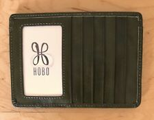 Hobo International Willow Euro Slide Credit Card I.d. Leather Wallet