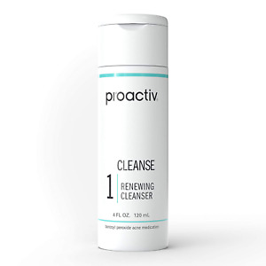 Proactiv Acne Cleanser - Benzoyl Peroxide Face Wash and Acne Treatment - Daily F