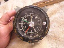 Vintage Fomoco Ford Clock