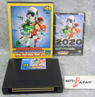 NEO GEO AES 2020 SUPER BASEBALL Neogeo FREE SHIPPING SNK Ref/1553