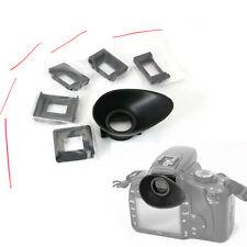 6 in 1 Eyecup Eye cup For Canon EOS 1100D 1000D 650D 600D 60D Nikon D7000 D700