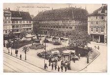 strasbourg  place gutenberg