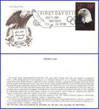 US #2540 U/A ARTMASTER FDC   Priority Mail