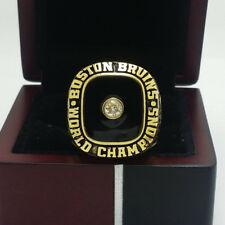 Year 1970 Boston Bruins Stanley Cup Championship Copper Ring 8-14Size Bobby Orr